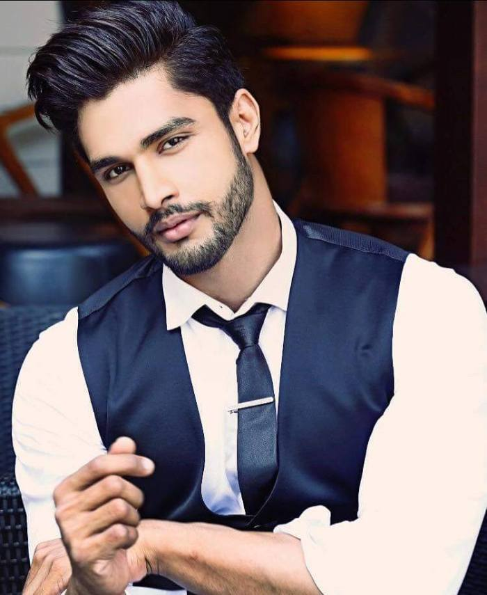 Mister World 2016 India - Rohit Khandelwal