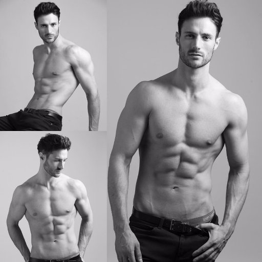 Mister World 2016 Ireland - Darren King 3