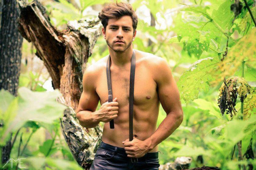 Mister World 2016 - Mexico Aldo Esparza