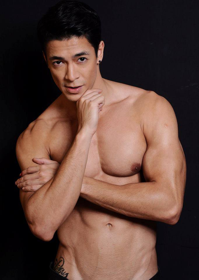 Mister World 2016 Philippines - Sam Ajdani