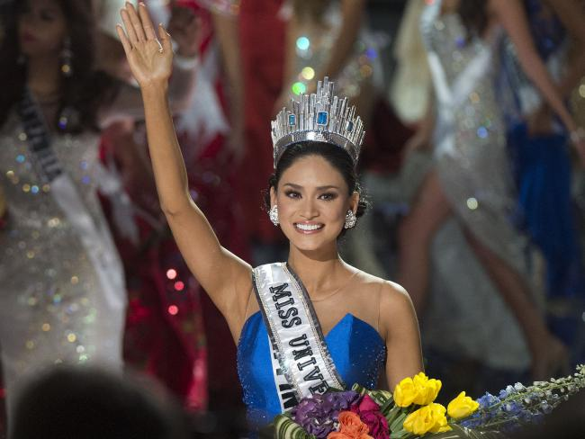 Miss Universe 2015, Pia Alonzo-Wurtzbach from the Philippines