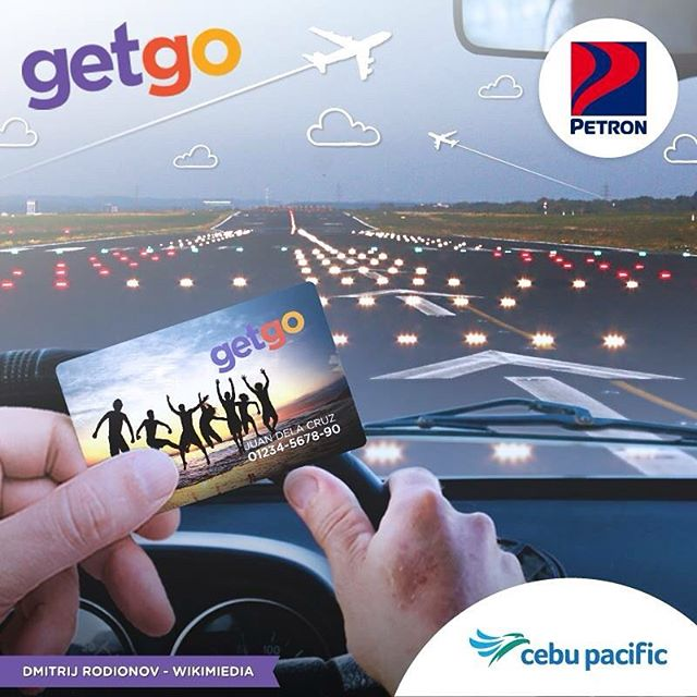Petron and GetGo Cebu Pacific Promo