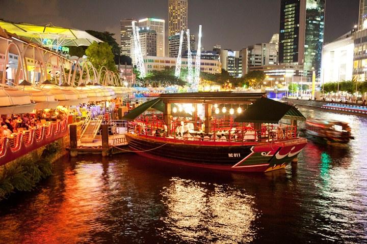Tongkang Restaurant, Clarke Quay Singapore - danielfooddiary