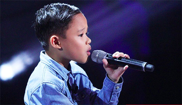 The Voice Kids Philippines 2016 - John Paul Gumandoy