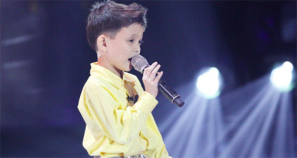Ian Joseph Prelligera - The Voice Kids Philippines 2016