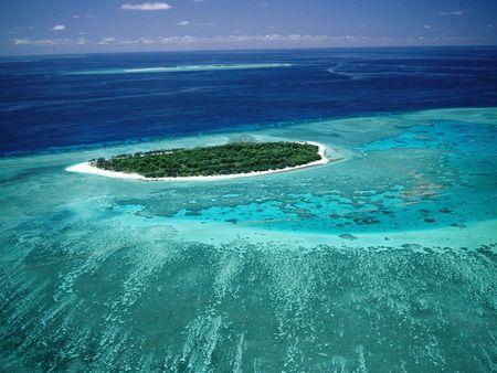 Australia - Great Barrier Reefs
