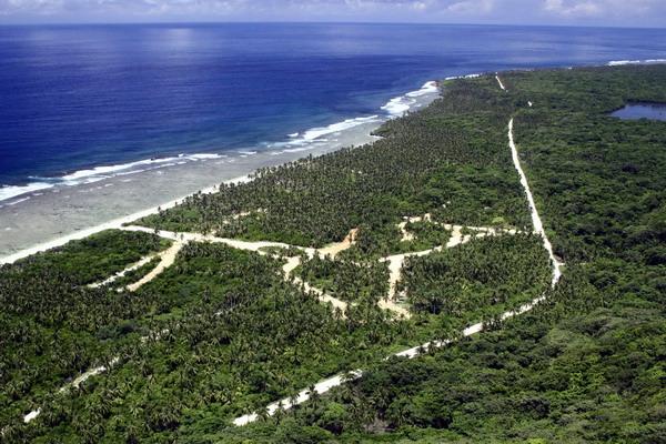 Calicoan Island Aerial View