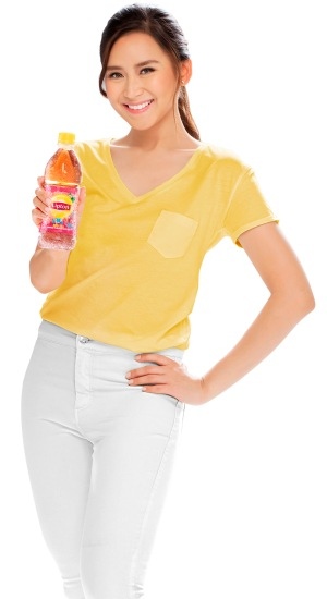 Sarah Geronimo for Lipton Ice Tea