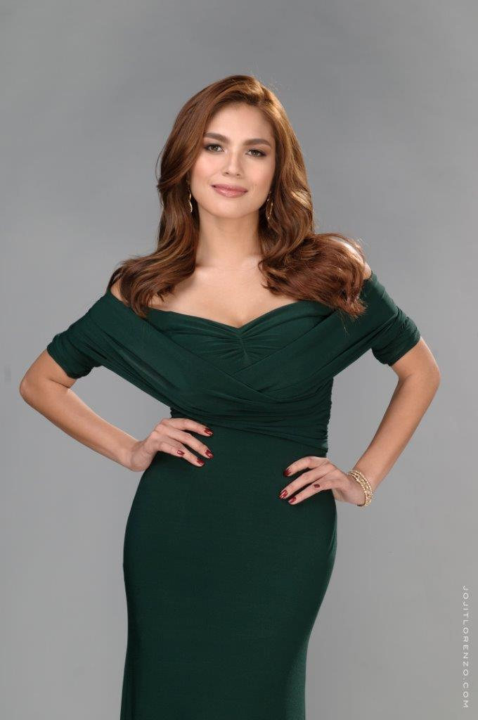Andrea Torres for Alyas Robinhood