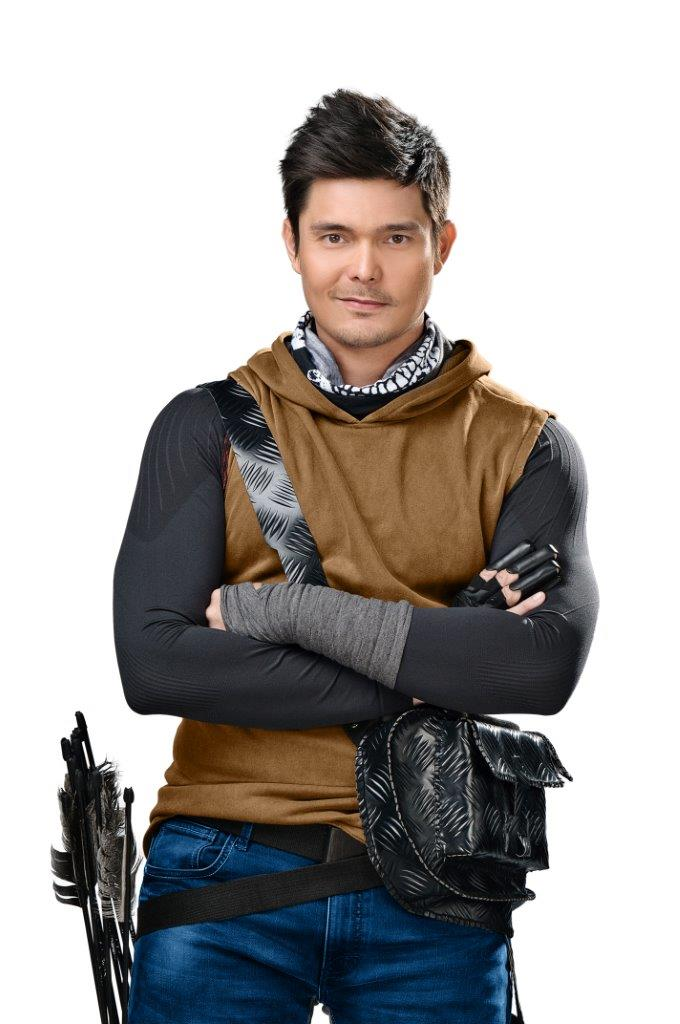 Alyas Robinhood GMA Network Dingdong Dantes
