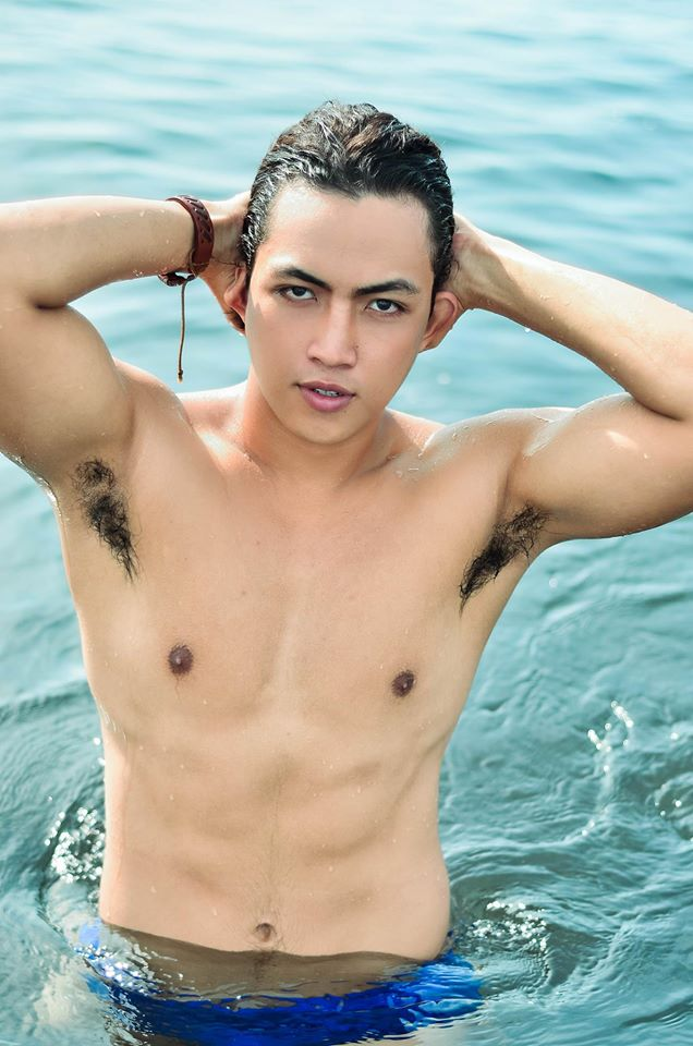 Possessing one of the most beautiful faces in this year's batch, Issa Janda won Man of the Year Philippines 2016.