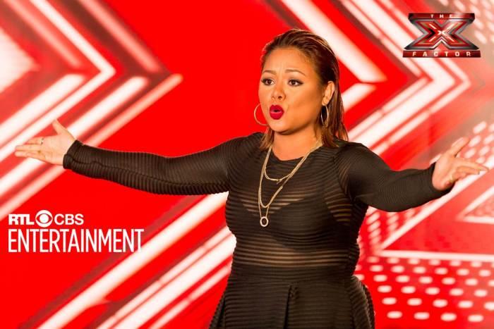 Filipina singer Ivy Grace Paredes impresses The X Factor UKjudges