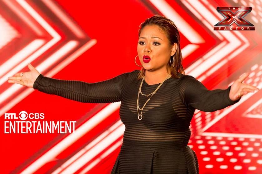 Ivy Grace Paredes X Factor UK