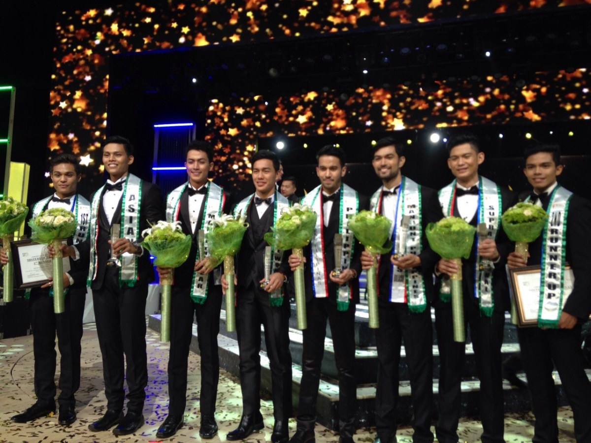 Misters of Filipinas 2016 Winners Named