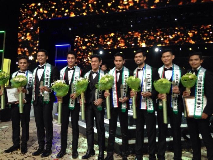 Mister of Filipinas 2016 WinnersNamed