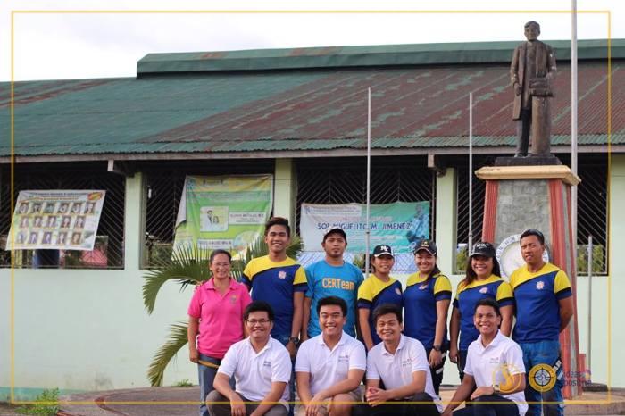 Young Students Help Eradicate Mosquito-Borned 'Filariasis' in Tacayan,Capiz
