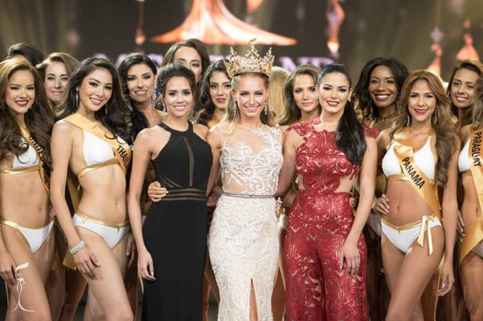 previous winners of Miss Grand International