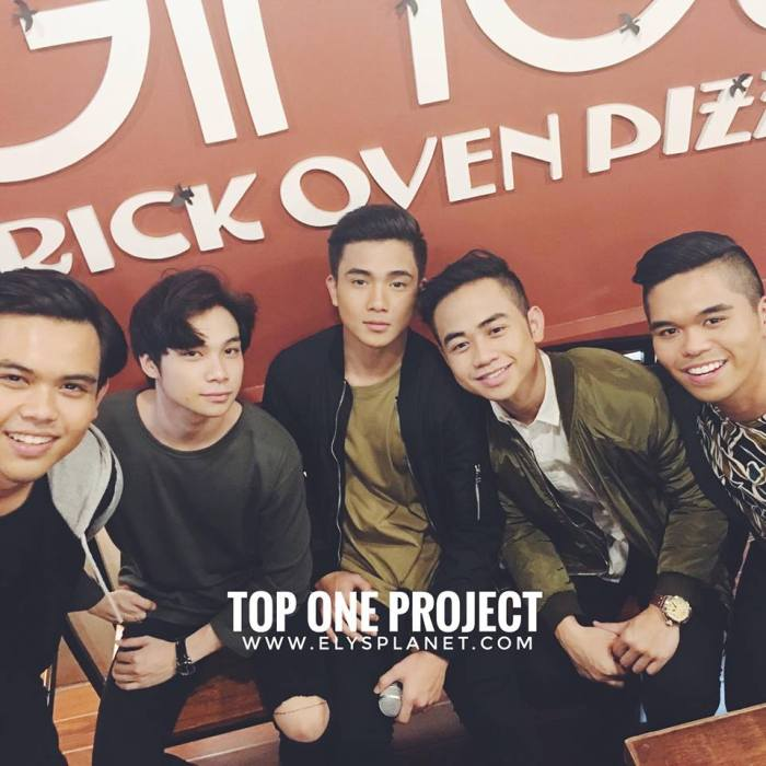 Top One Project Boy Band