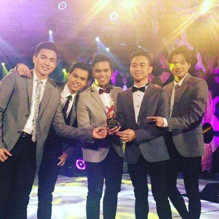 Top One Project as Best Group of the Year 2016