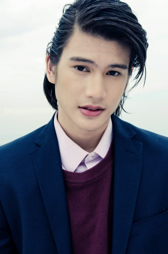 Gil Cuerva handsome face