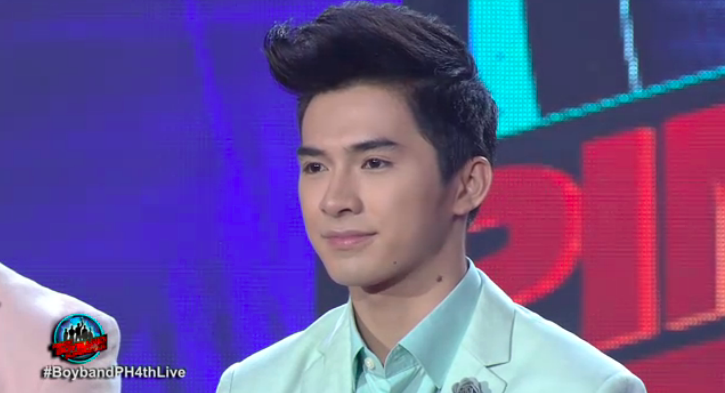 Pinoy Boyband Superstar Allen Cecilio