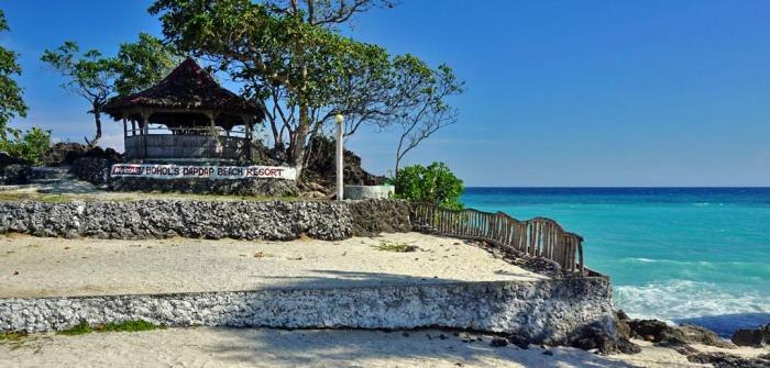 Dapdap Beach Resort in Anda Bohol