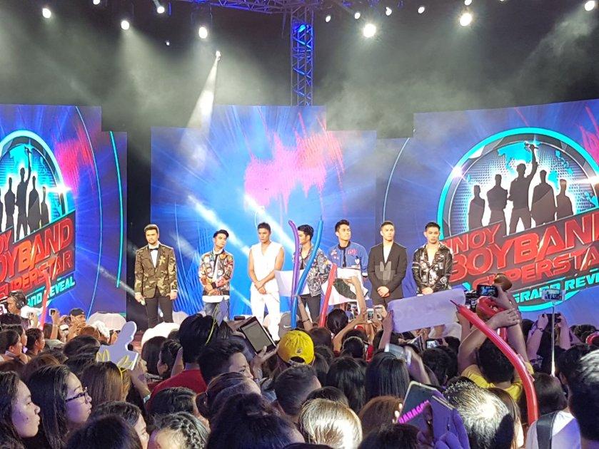 Pinoy Boyband Superstar Winners