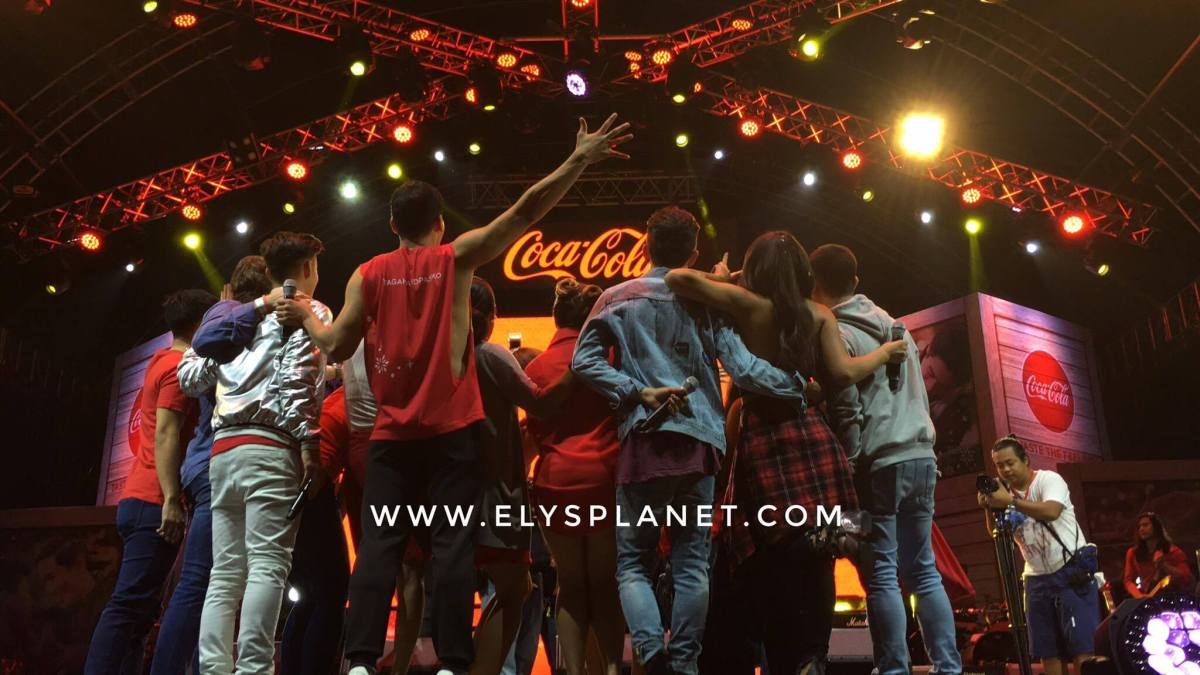 Coca-Cola PH honors 'Bringers of Christmas' in a concert