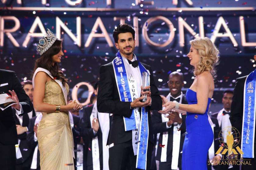 Mister Supranational 2016 is Diego Garcy of Mexico