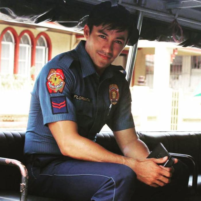 Policeman turned male pageant winner, Mister International 2014 Neil Perez