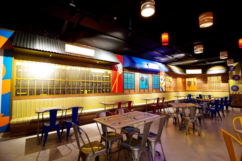 Chop Chop Restaurant Bintan Lagoon Resort 1