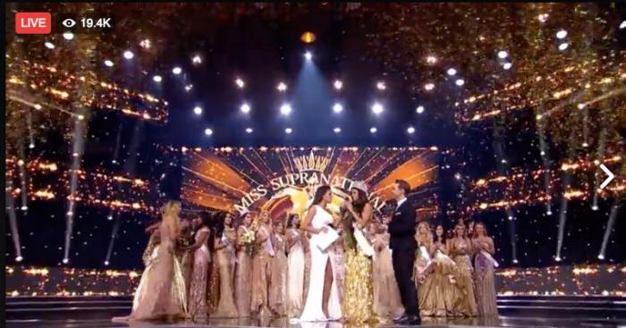 Srinidhi Shetty of India is Miss Supranational 2016 winner!