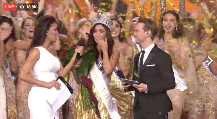 Srinidhi Shetty of India is Miss Supranational 2016 winner