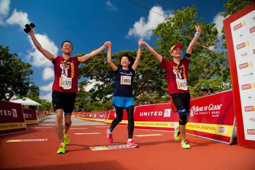 Guam Marathon April 2017
