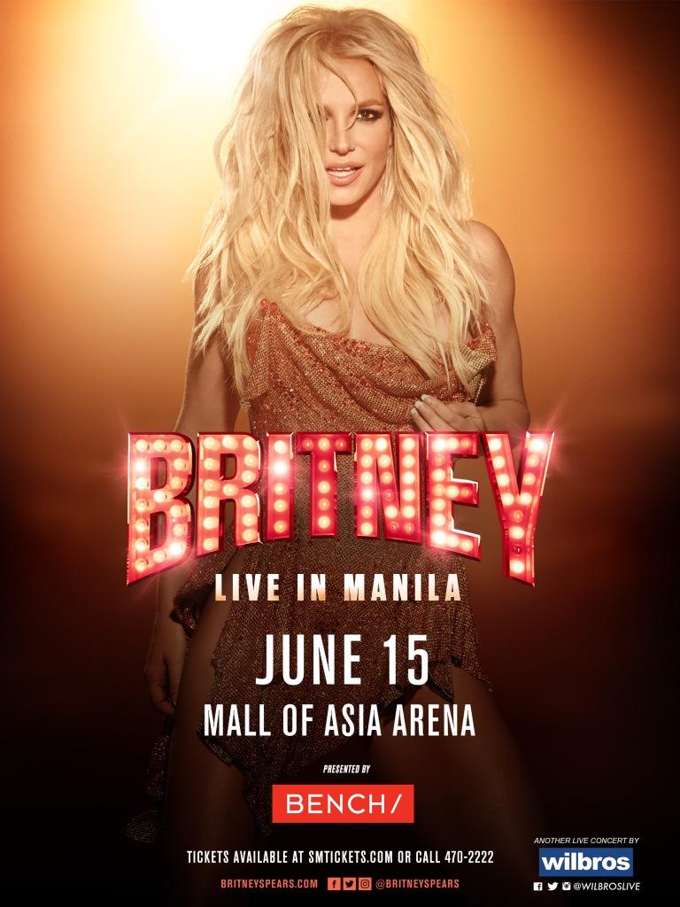 Britney Spears Manila