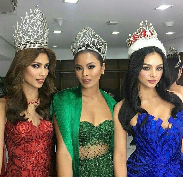 Former Binibining Pilipinas Beauties