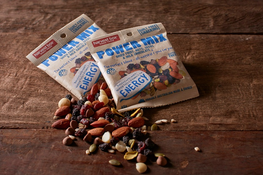 Harvest Box Snacks - Power Mix