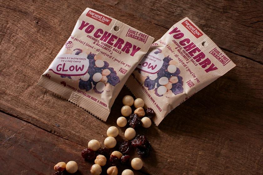 Harvest Box Snacks - Yo Cherry