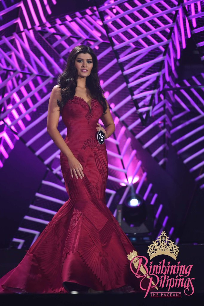 Mariel De Leon, Best in Long Gown