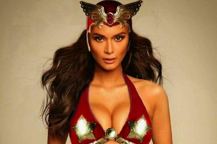 Is Pia Wurtzbach the next Darna?
