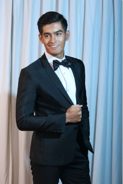 Kristian Sarmiento of Quezon