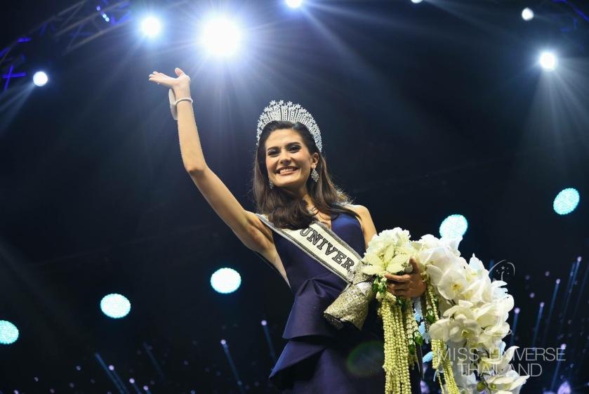 Mareeya Poonlertlarp Miss Universe THAILAND 2017