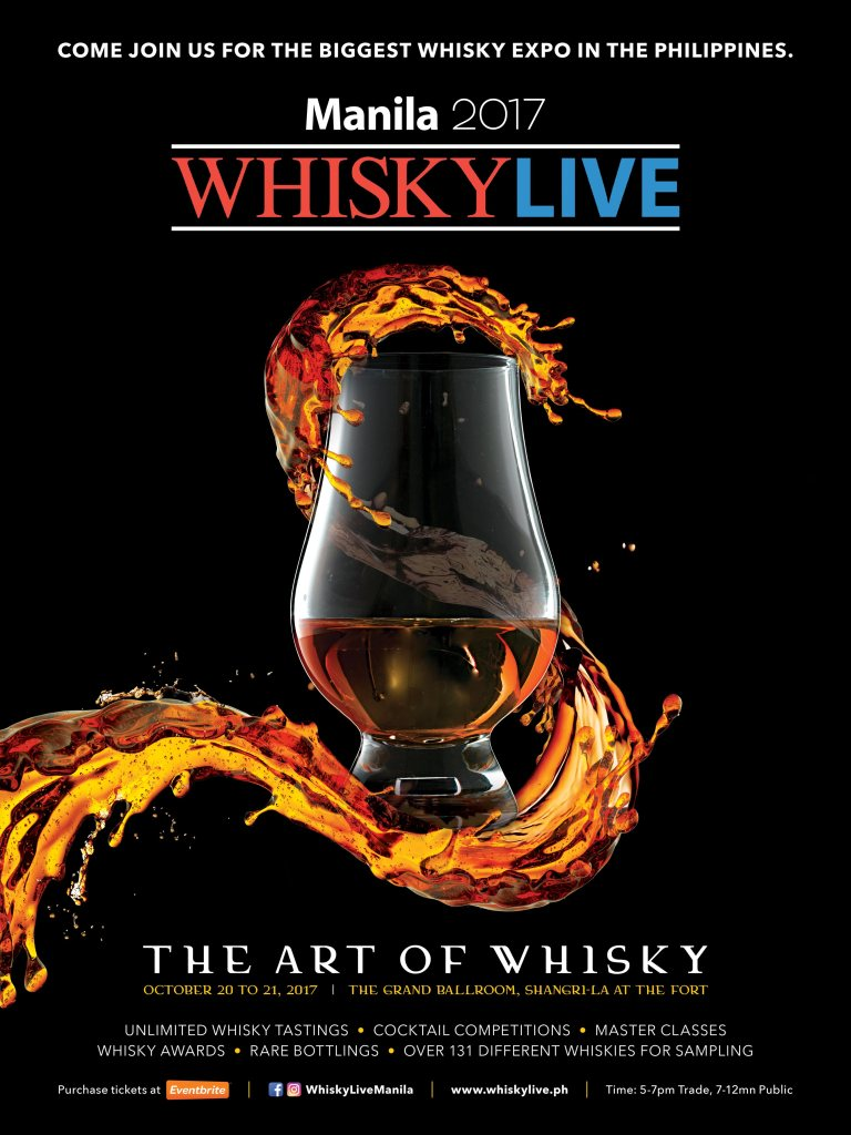 Whisky Live Manila 2017