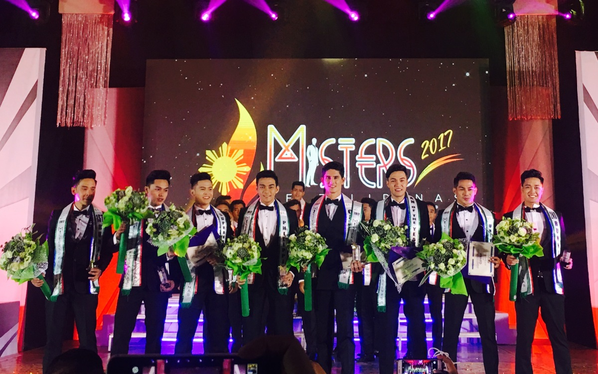 Misters of Filipinas 2017 Winners, Personal Hot Picks