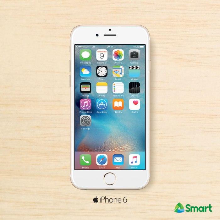 iPhone6 image smart