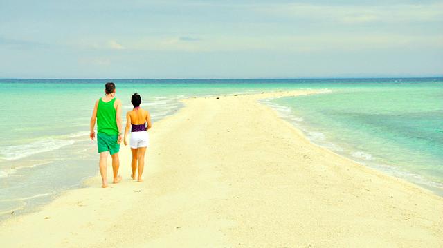 Beach in Marinduque