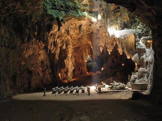 Guyangan Caves in Romblon