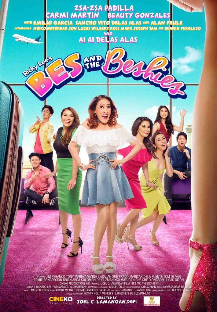 Bes and the Beshies movie poster