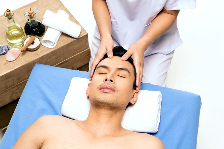 Christian Bautista - Blue Water Day Spa