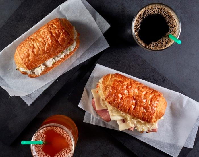 Starbucks Croissant Baguette